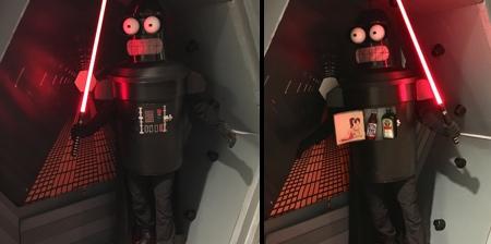 Darth Vader Bender