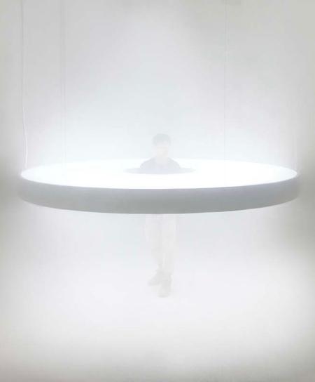 Karolina Halatek Halo Lamp