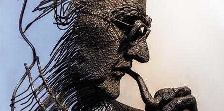 3D Wire Faces