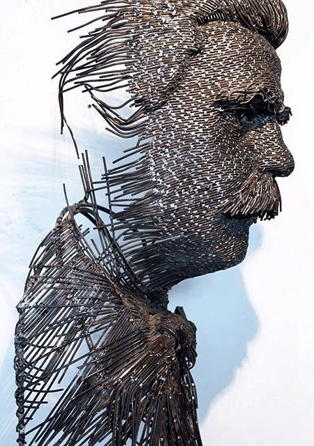 3D Wire Face