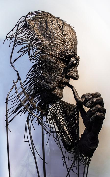 Darius Hulea Wire Face
