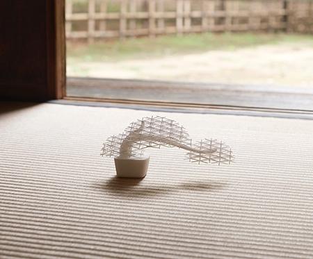 3D Printed Bonsai