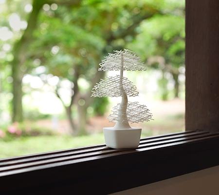 Nendo 3D Printed Bonsai Tree