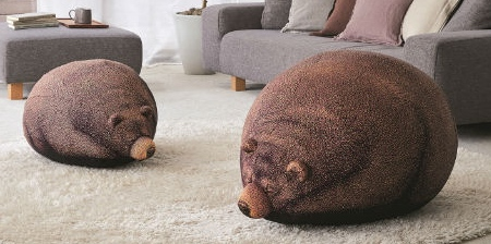 Bear Bean Bags