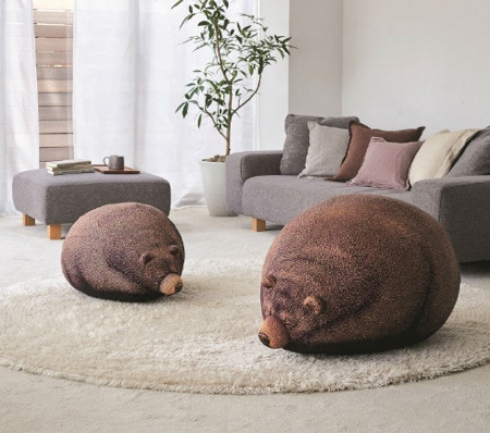 Giant Bear Bean Bag