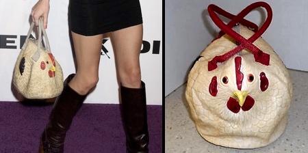 Rubber Chicken Handbag