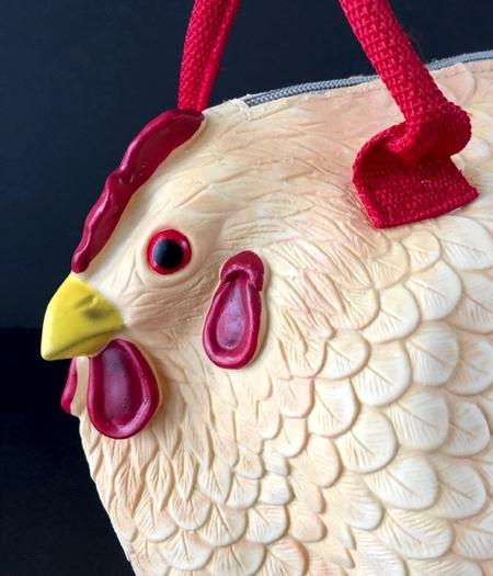 PYQ Rubber Chicken Bag