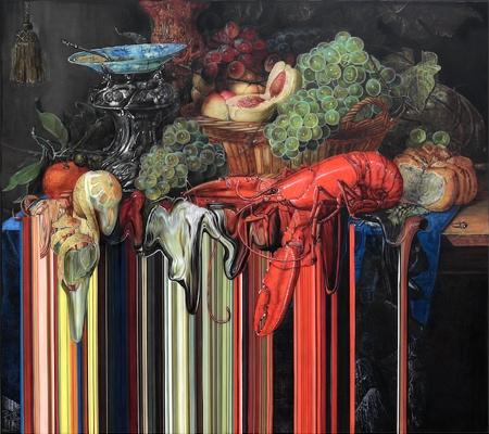 Artist Olan Ventura
