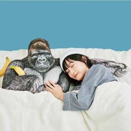 Gorilla Pillow