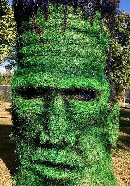 Halloween Hay