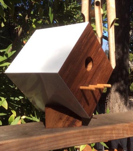 Sourgrassbuilt Modern Birdhouses
