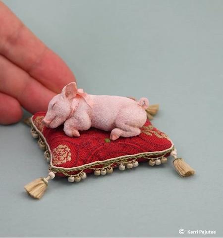 Realistic Toy Animals