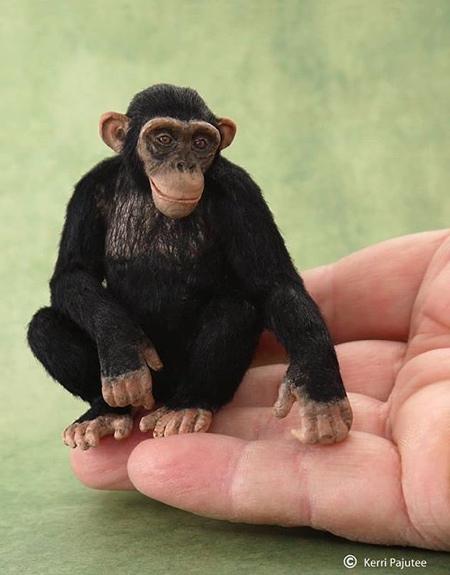 Realistic Animal Sculpture