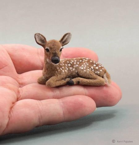 Realistic Miniature Animals