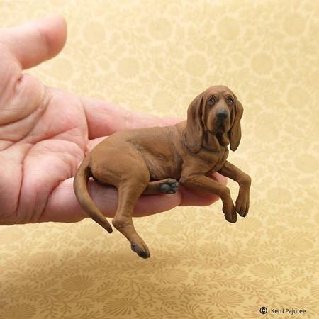 Kerri Pajutee Animal Sculptures
