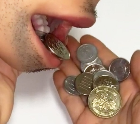 Realistic Mouth Coin Purse