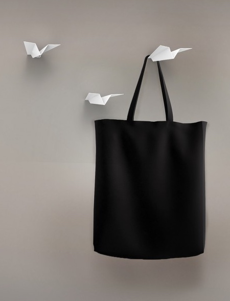 Paper Plane Wall Hanger