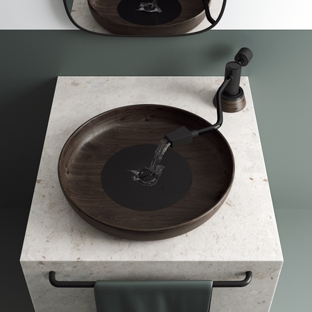 Record Player Faucet