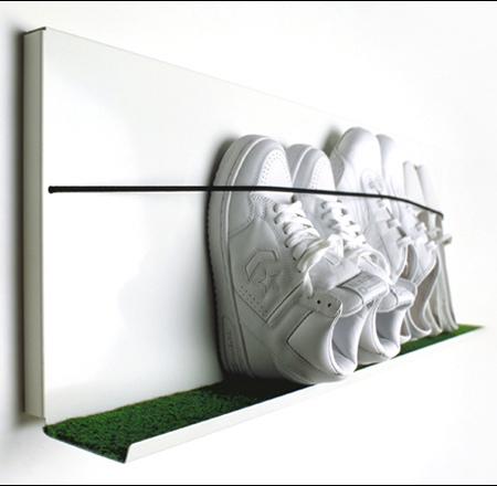 Shoes Bookshelf