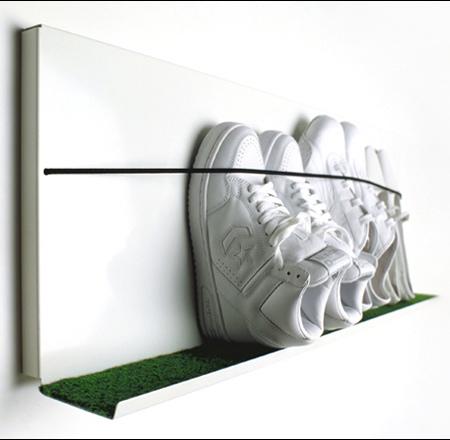 Shoes Bookshelf