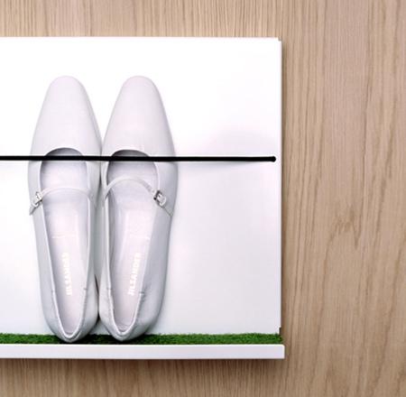 Martina Carpelan Shoe Shelf