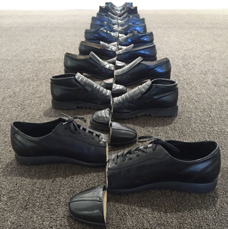 Sliced Shoes