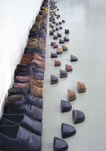 Sakir Gokcebag Arranged Shoes