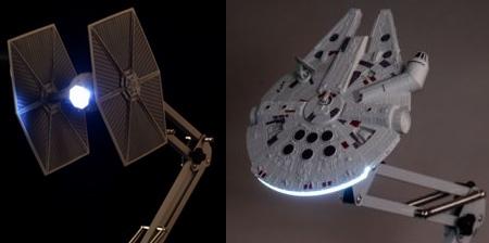Star Wars Lamps