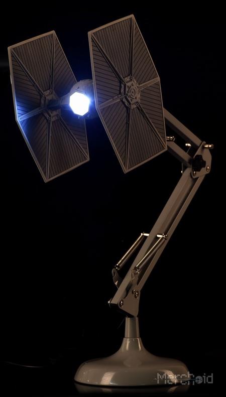 TIE Fighter Lamp