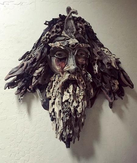 Eyevan Tumbleweed Sculptures