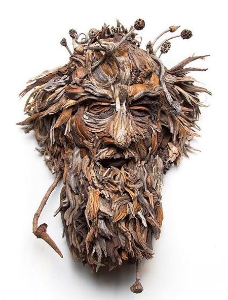 Found Wood Sculptures