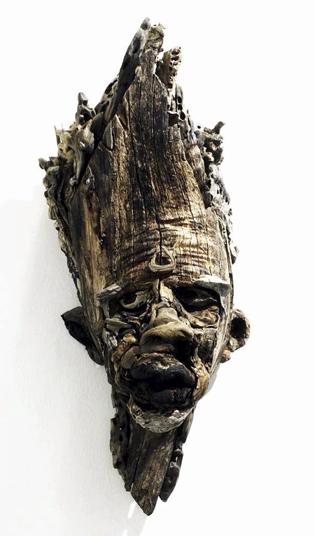 Eyevan Tumbleweed Driftwood Faces