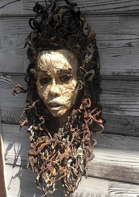 Eyevan Tumbleweed Driftwood Face