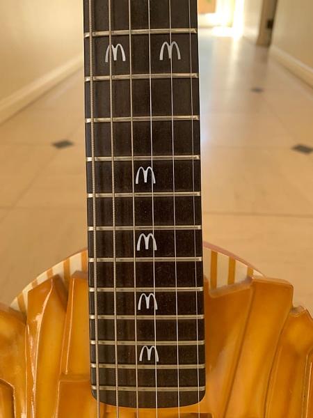McDonalds Guitar