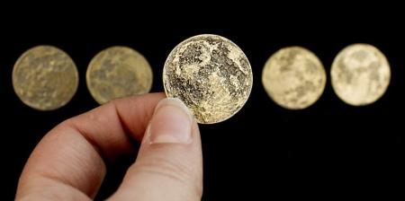 Moon Coins