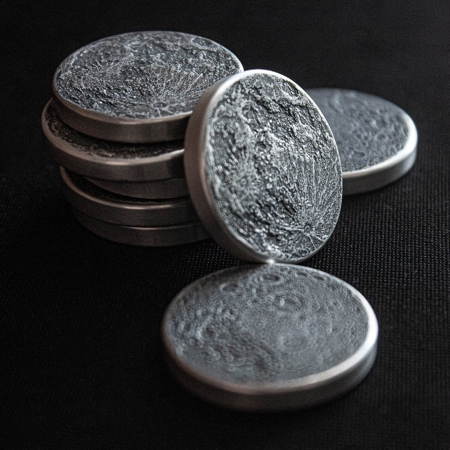 Shire Post Mint Moon Coins