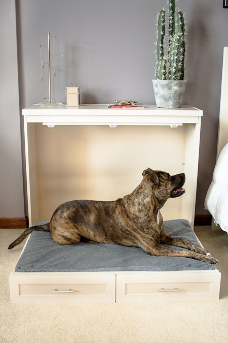 Abigail Murphy Classic Dog Bed