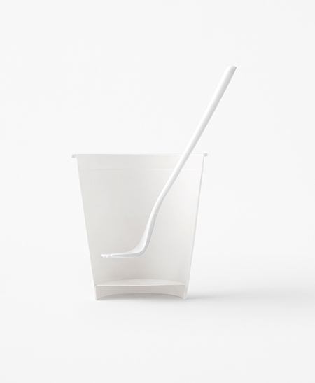 NISSIN Cup Noodle Fork
