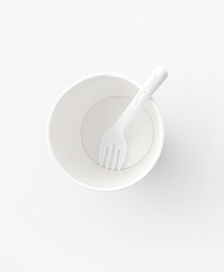 cup noodle THE FORK