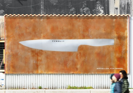Knife Billboard