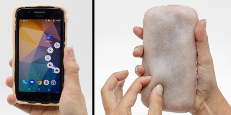 Artificial Skin for Phones
