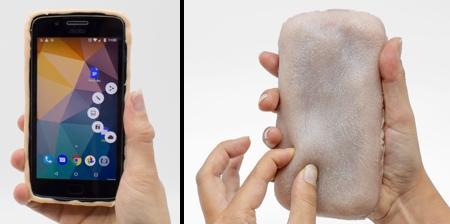 Artificial Skin for Phones