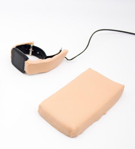 Marc Teyssier Artificial Skin