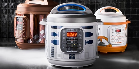 Star Wars Instant Pots