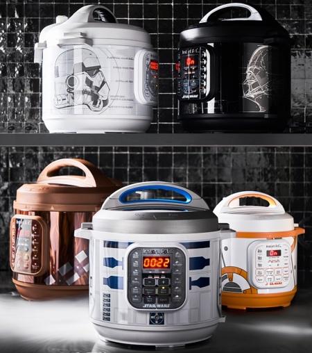 Star Wars Pressure Cookers