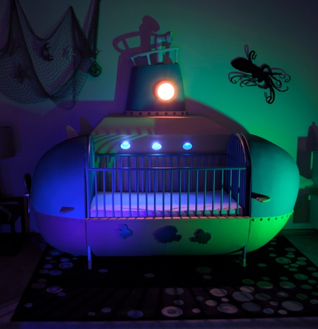 Submarine Crib