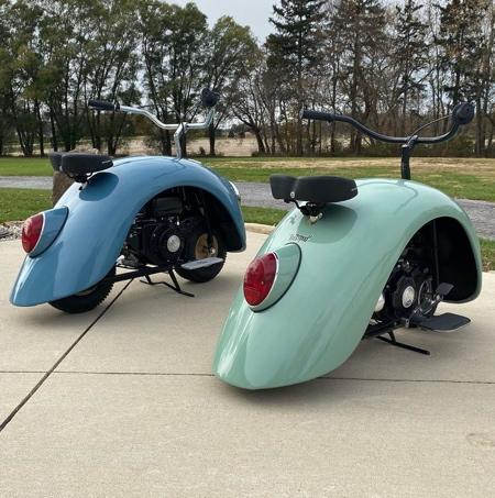 Volkswagen Beetle Scooter