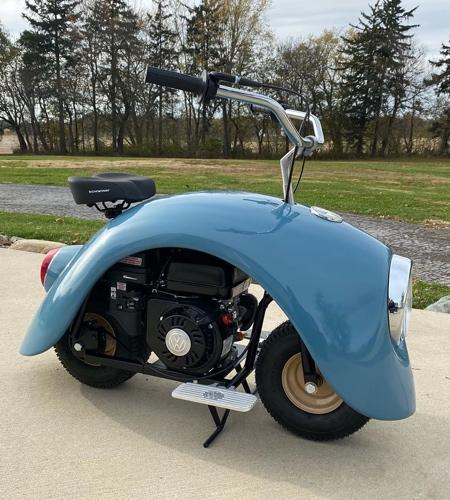Volkswagen Beetle Bike