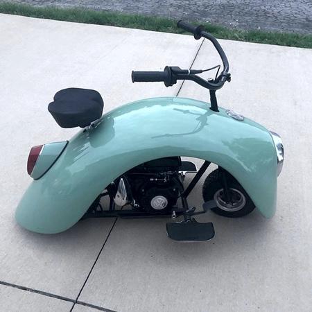 Volkswagen Beetle Motorcycle