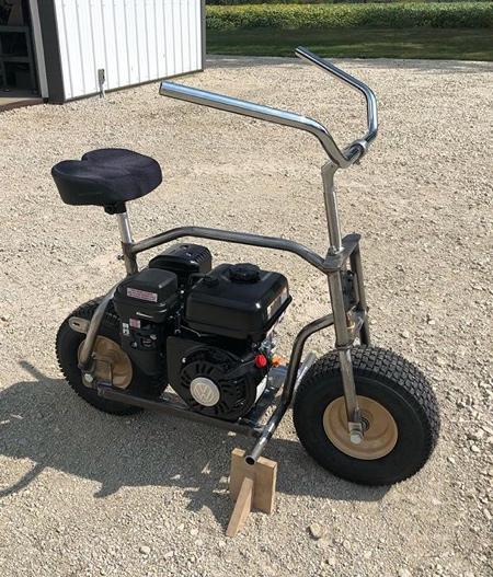 Volkswagen Motorcycle
